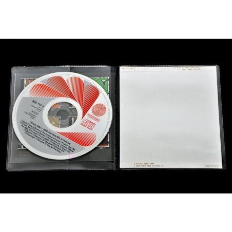 20 Pochettes CD/DVD Knosti Discover