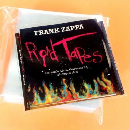 100 Hoezen CD, booklet & inlay soepel Deluxe