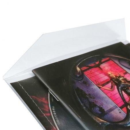 100 Hoezen CD, booklet & inlay soepel Deluxe PP 150 micron
